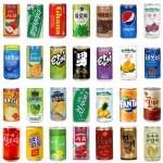 콜라/사이다/캔커피/음료수/캔음료/음료/과즙음료