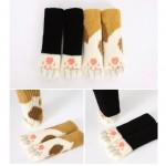 [도매큐]강아지발 의자다리커버 의자발커버 의자양말