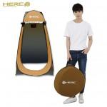 헐크 원터치 샤워텐트 낚시텐트 간이 탈의실 캠핑용품