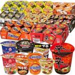 인기컵면 모음/품질보증/농심/삼양/오뚜기/공식대리점