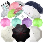 [루키]3단우산 접이식우산 패턴우산 양산겸용우산