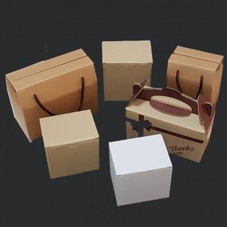 무지상자(소) 포장 / 이쁜 포장박스 선물봉지 답례품