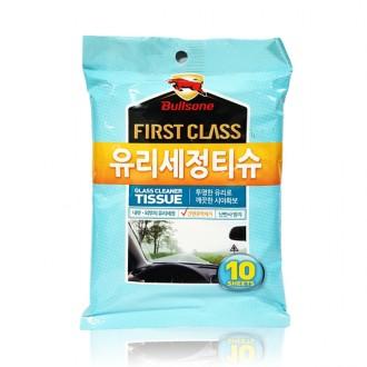 [백상]불스원 유리세정 티슈