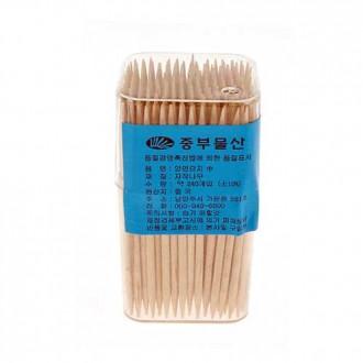 [도매콜] 이쑤시개 요지 이쑤시게 주방용품 중통 양면