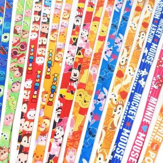 디즈니 썸썸 목걸이줄 카드 핸드폰 캐릭터 넥스트랩