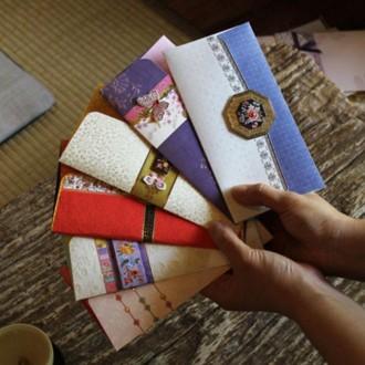 봉투 2000봉투 단아한축하봉투 용돈봉투 축의금 티켓