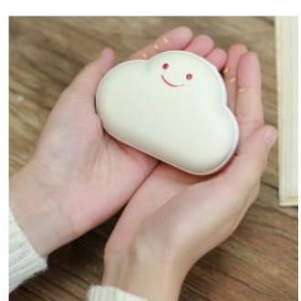 정품제품 KC인증 구름손난로 보조배터리 손난로 핫팩