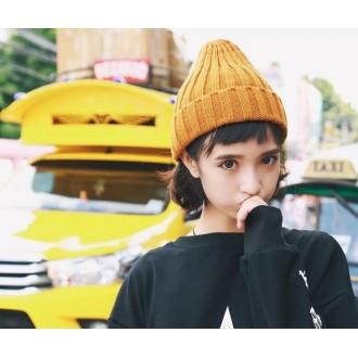 숏비니 비니 모자 머플러 목도리 장갑