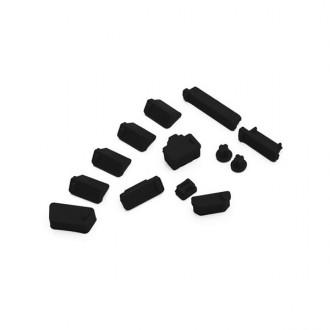 USB 마개 13개 1세트 보호캡 노트북 PC 포트 먼지