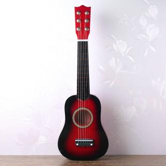 입문용 컬러 미니 기타