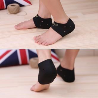 [도매큐]각질 보습패드/발뒤꿈치패드 발각질제거 발보습 발뒤꿈치갈라짐 발꿈치각질 각질패드