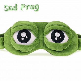 개구리안대/아이마스크/수면안대/숙면/슬픈개구리