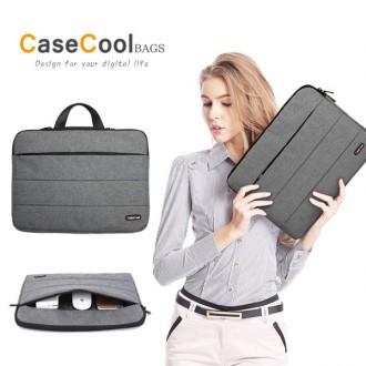 CASECOOL 손잡이형 노트북가방 / 노트북파우치 15형