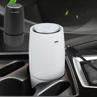 차량용 공기청정기 미니 공기정화기 차량 용품 자동차
