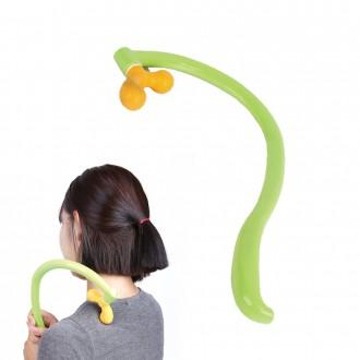 [도매큐]포인트핏 안마기/등안마기 어깨안마기 셀프안마기 수동안마기 핸디형안마기 전신안마기 어깨마사지