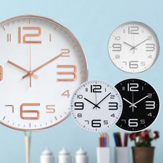 [본진] 포인트 저소음벽걸이시계/대형벽걸이시계