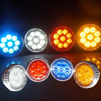 [MOTOPIA] 12V-24V겸용 LED안개등 시리즈 SJ-606LED