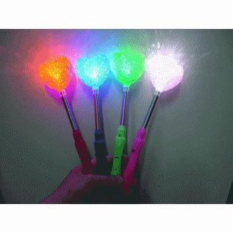 하트 스프링불빛봉