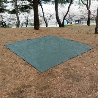 돗자리매트 3m 특대형 그라운드시트 방수포 텐트바닥
