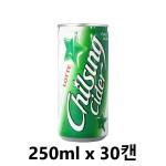 롯데칠성음료 칠성사이다 250ml x 30캔