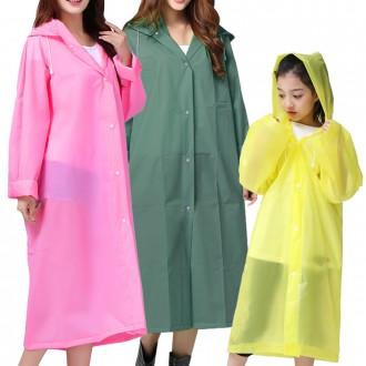 고급 EVA 우의/우비/비옷/레져/판촉/행사/콘서트/레인