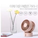 더블윙 써큘레이터/미니선풍기/탁상용선풍기/USB선풍