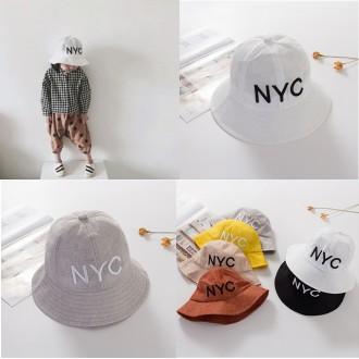 (앙상블)유아/아동 NYC메쉬 모자/여름모자/벙거지