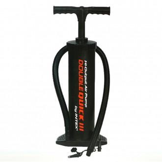 인텍스 더블퀵 에어펌프 에어 공기주입 자전거펌프