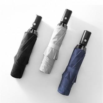 정품 3단 거꾸로 접는 자동 우산(3단 오토 반전 우산