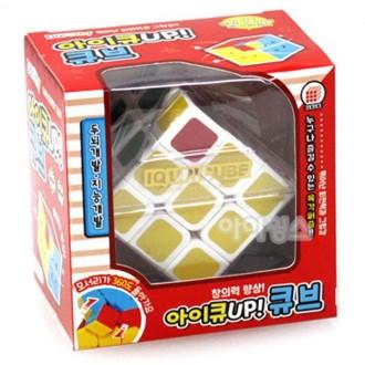 아이큐업 큐브/큐브퍼즐 매직큐브 보드게임 퍼