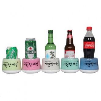시원한예감 소주/캔맥주/음료/아이스보틀/캠핑/식당