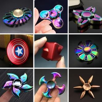 [도매직방]균일가 피젯스피너/메탈/레인보우/장난감