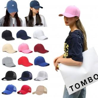 2021 신상 모자 무지모자 야구 착시 빅사이즈 대두 볼캡 단체모자 큰모자 행사모자 메쉬 여름 면 여성 모자
