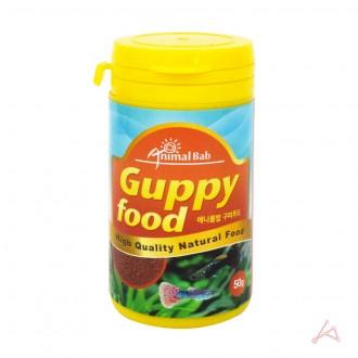 구피푸드(관상열대어) 50g