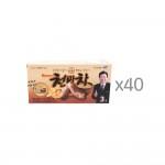 KY식품 콘플레이크 천마차골드(3포)40개 증정품사은품
