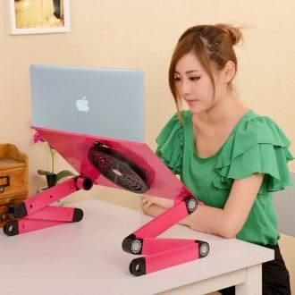 노트북테이블 거치대 접이식 받침대 휴대용 좌식 책상