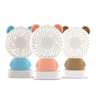 휴대용선풍기 미니선풍기 LED선풍기 라이트미니팬