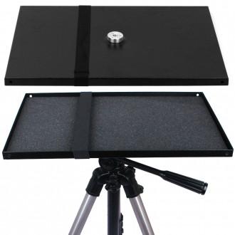 삼각대 결합용 프로젝터받침대 노트북 프로젝터거치대