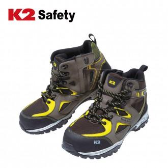K2 안전화 K2-67(BR) 6인치 프리미엄 경량 작업화