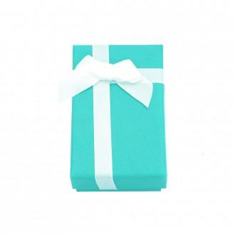 민트 목걸이케이스 선물포장 상자 박스 판촉 홍보물