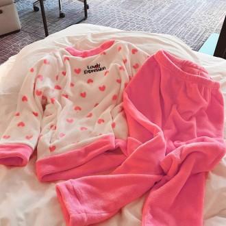 [무료배송]입는순간 포근한 촉감 귀여운 수면잠옷세트