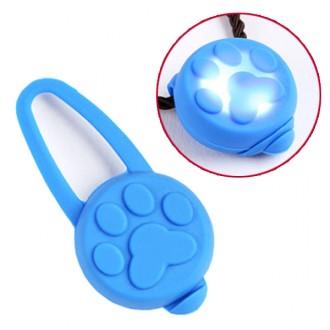 강아지/애완견/반려동물 야간 LED 산책용품 목걸이줄