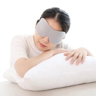 통풍쿠션 균일압력 편안한 숙면여행 3D입체 수면안대