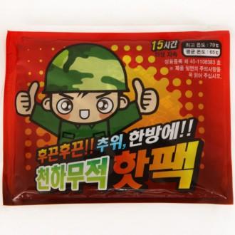 [도매포유]천하무적핫팩(150g)