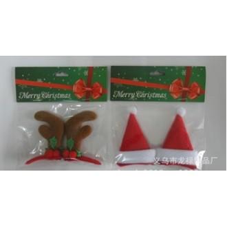 사슴뿔머리띠/크리스마스머리띠/트리/중국무역1위업체
