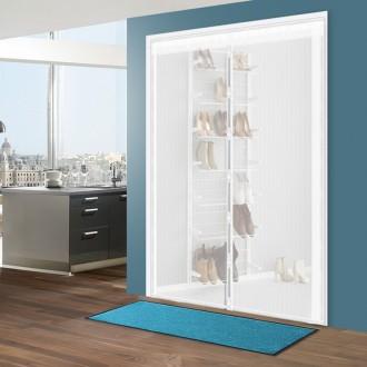 원형 자석방충망 현관(200x240)모기장 자동 방충문 문