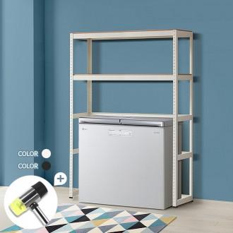 김치냉장고앵글120 선반 수납장 세탁실 다용도실 조립