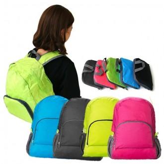 여행용 접이식 백팩 가방 다원무역