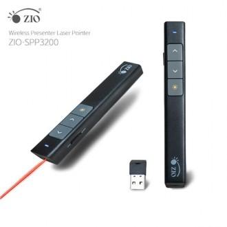 지오 무선 프리젠트레이저포인터 ZIO-SPP3200