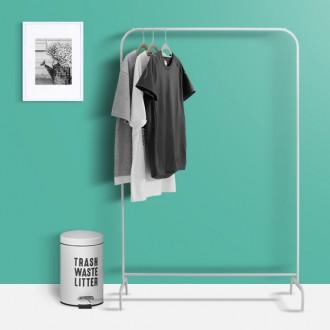 싱글 행거 옷가게 매장 옷걸이 1단 일자 옷행거 심플